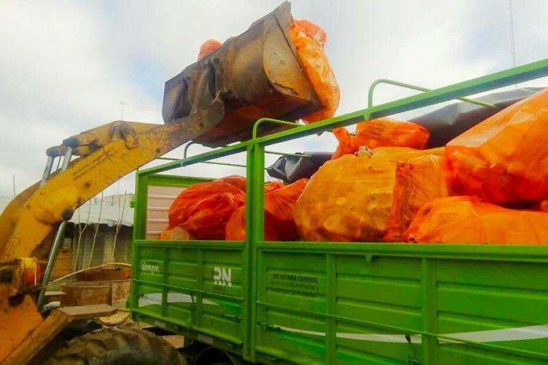 El lunes comienza la campaña de recolección de envases vacíos de agroquímicos