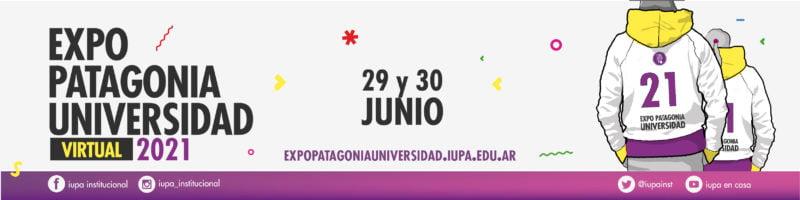 EXPO PATAGONIA UNIVERSIDAD