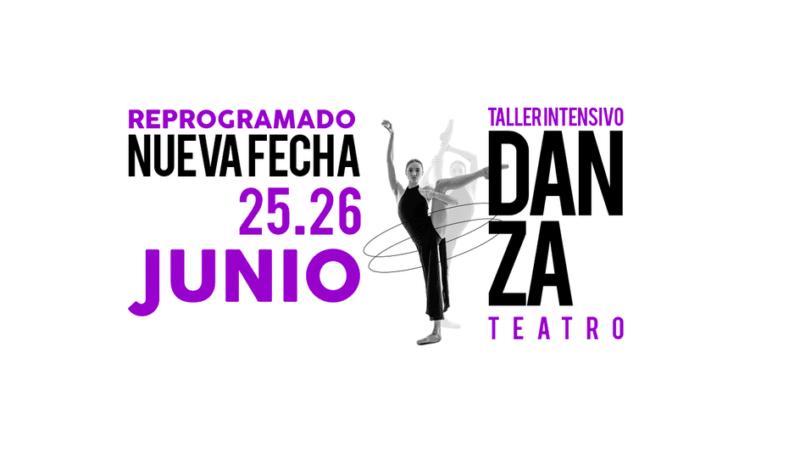 Seminario de Danza Teatro en La Hormiga