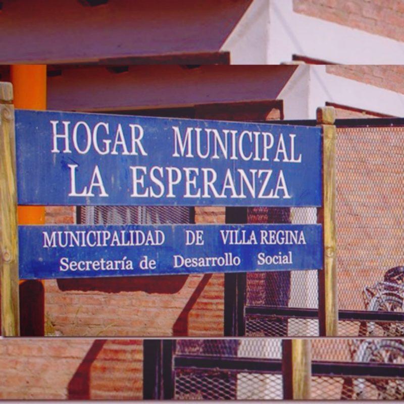 """EL """"HOGAR MUNICIPAL LA ESPERANZA"""" DEJARÍA DE ATENDER ADULTOS MAYORES PARA DAR LUGAR A MUJERES QUE SUFREN VIOLENCIA DE GÉNERO"""