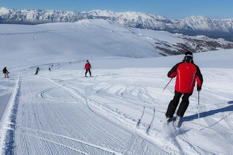 Ya tienen fecha la apertura de los centros de esquí en Rio Negro