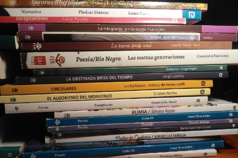 Este viernes se cierra la convocatoria del Fondo Editorial Rionegrino