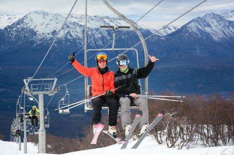 El 9 de julio comienza la temporada invernal en Bariloche y El Bolsón