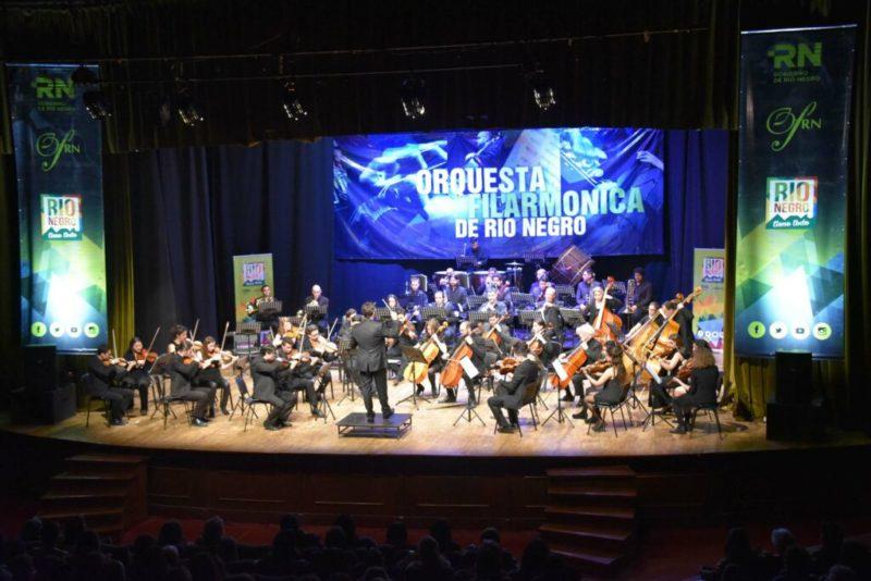 La Filarmónica de Río Negro ya agotó las entradas