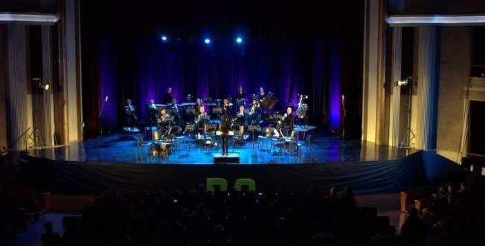 Emotiva presentación de la Filarmónica de Río Negro