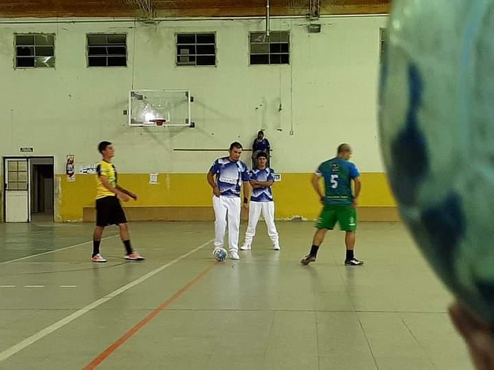 Se jugó la tercera fecha de Futsal