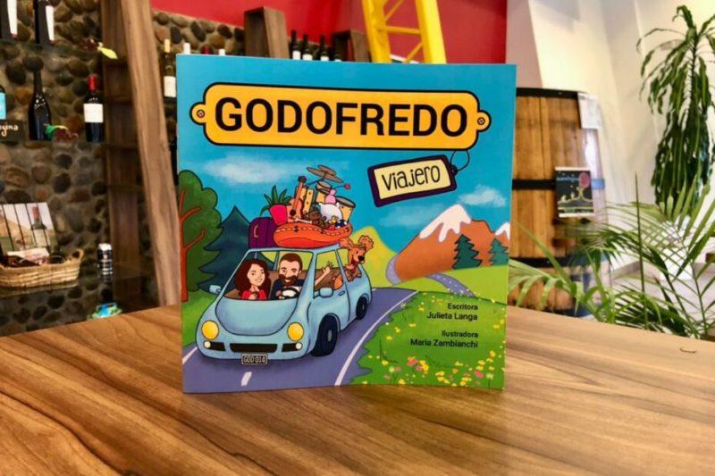 Presentación del libro 'Godofredo Viajero'