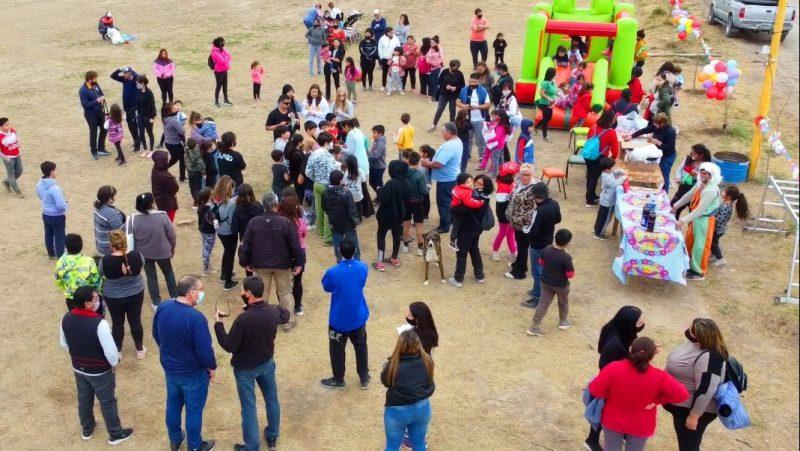 El 'Mes de la Niñez' se sigue festejando en los barrios