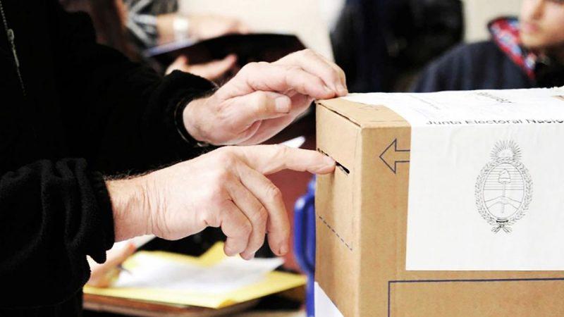 Sobre la jornada electoral