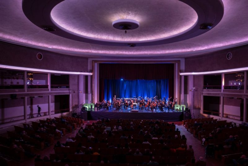 Exitosa presentación de la Filarmónica de Río Negro