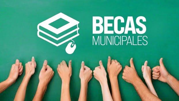 Información sobre becas municipales