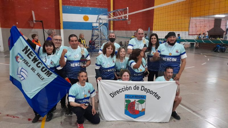 La Escuela Municipal de Newcom participó de torneo interprovincial
