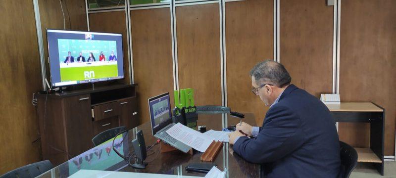 Se firmó el contrato de obra para la provisión de servicios al loteo Barazzutti
