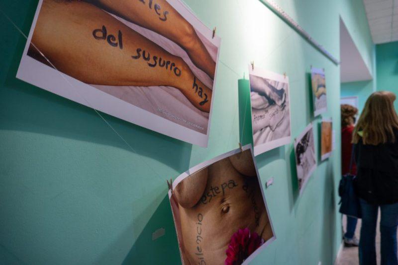 'El Valle es Mujer', una muestra que expresa el rol de la mujer como artista en nuestra región